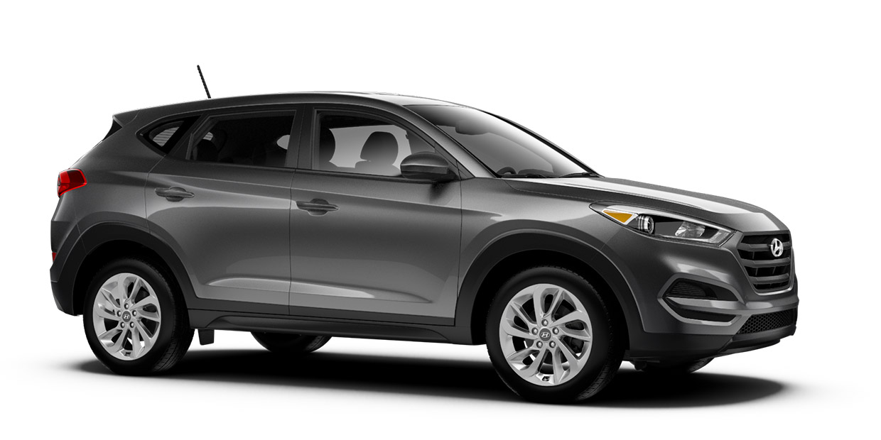 2017 Hyundai Tucson Gray 200 Interior And Exterior Images