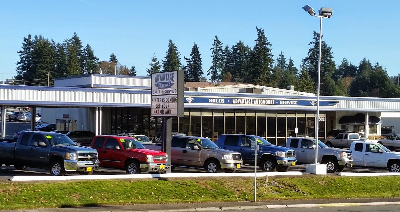 Advantage-Autoworks Used Car Dealer Bremerton WA