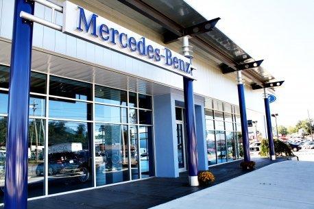 Mercedes benz luxury auto dealer wv astorg motor company for Mercedes benz of morgantown