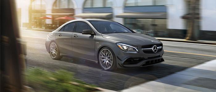 2018 AMG® CLA 45 Coupe