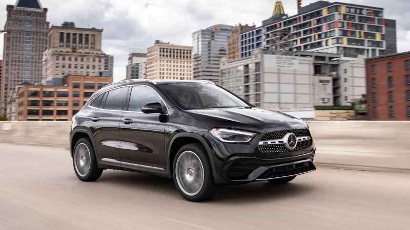 New 2021 Mercedes-Benz GLA 250 AWD 4MATIC®