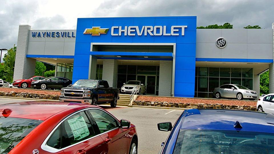 Waynesville Chevrolet Buick