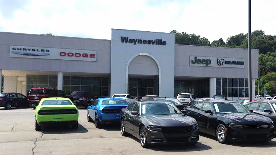 Waynesville Chrysler Dodge Jeep Ram