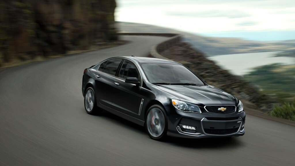 2016 Chevy SS
