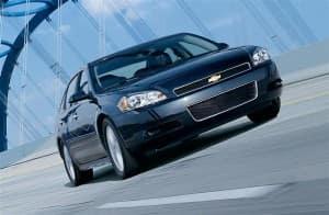 Ninth Generation 2012 Chevrolet Impala