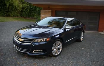 Biggers Chevy Service >> 2014 Chevrolet Impala vs. 2014 Ford Taurus | Biggers Chevy
