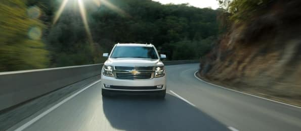 2015 Chevy Tahoe Cruise Control
