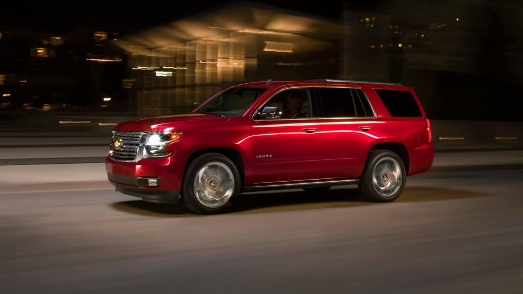 Chevy Tahoe Mpg >> The 2015 Chevy Tahoe Mpg Ratings Are Impressive