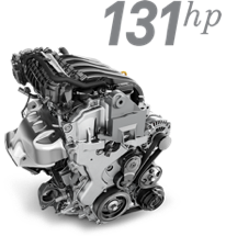 2015 Chevy City Express Engine