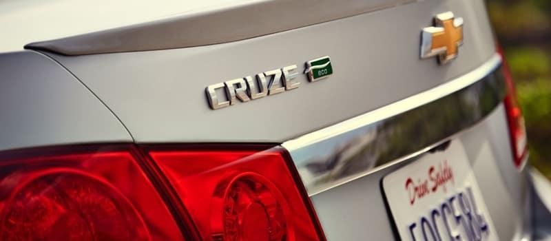 2015 Cruze Trim