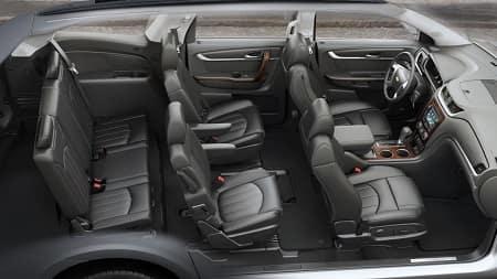 2015 Chevrolet Traverse S. Elgin Schaumburg | Biggers Chevy