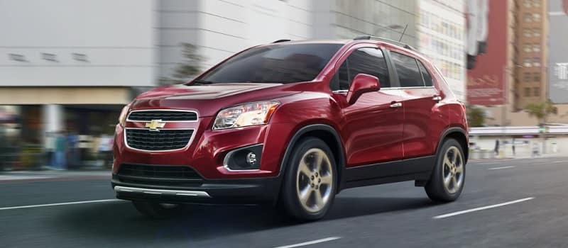 Chevy Trax Main Pic