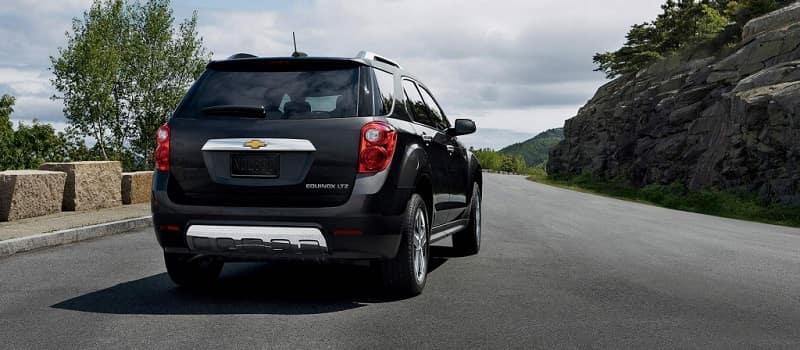2015 Chevrolet Equinox Rear