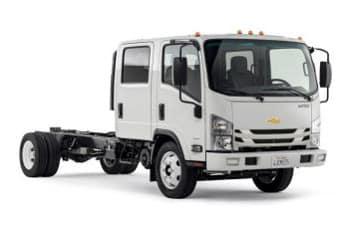 2016 Chevrolet 4500 Low Cab Forward Crew Cab