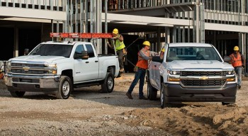 2016 chevrolet commercial vehicles