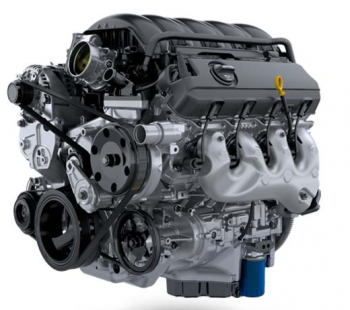 Silverado 1500 EcoTec3 V8 Engine