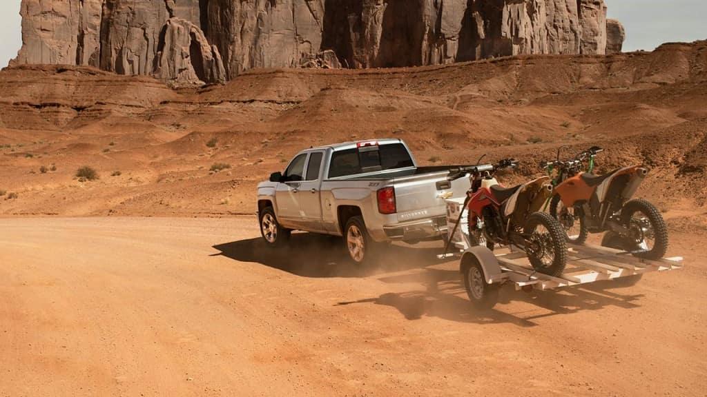 Silverado 1500 Towing