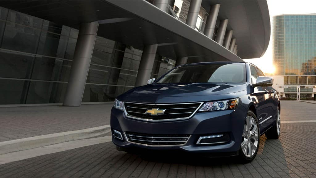 2015 Chevy Family Cars