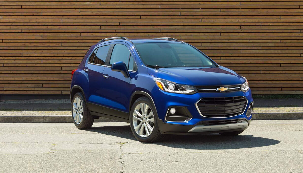 Discover The Quality Chevy Suv And Crossover Lineup