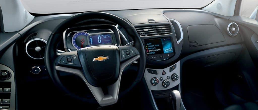 2015 Chevy Trax Safety Through Digital Data