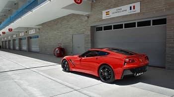 2015 Chevy Corvette Z51 side
