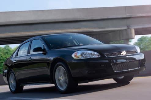 2013 Chevy Impala LTZ