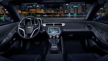 2015 Camaro Interior