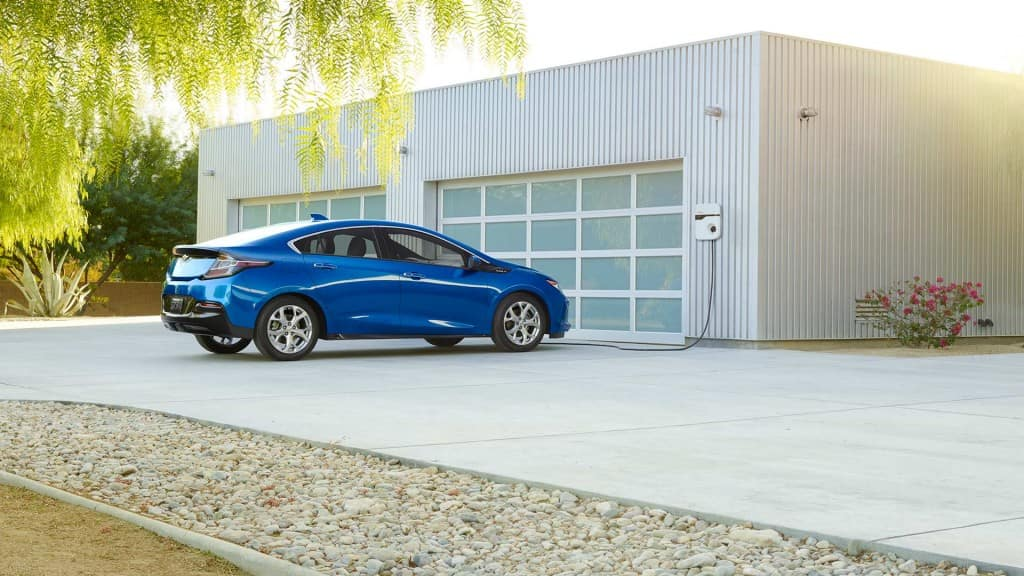 2017 Chevy Volt Price