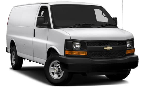 2016 Chevrolet City Express Vs Ford Transit Connect