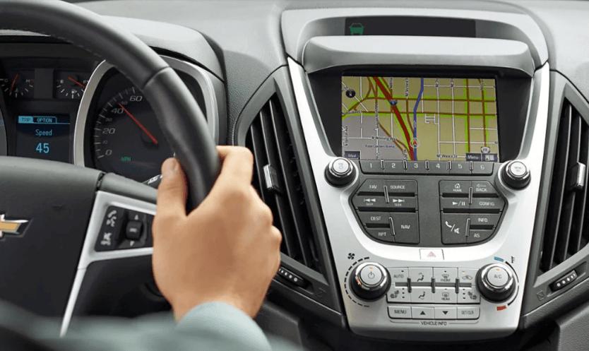 2017 Chevrolet Equinox MyLink