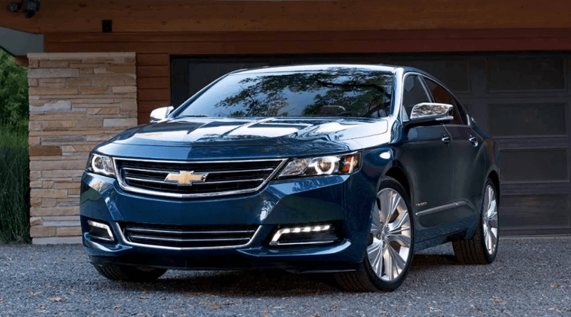 The 2017 Chevrolet Impala Trim Levels Offer Something for Everyone