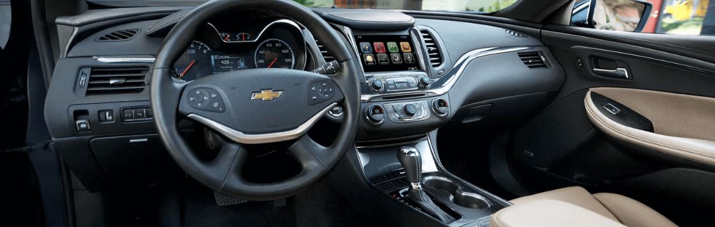 2017 Chevrolet Impala Interior Cabin