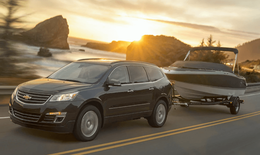 What's New and Yet to Come for the Exceptional Chevy Traverse