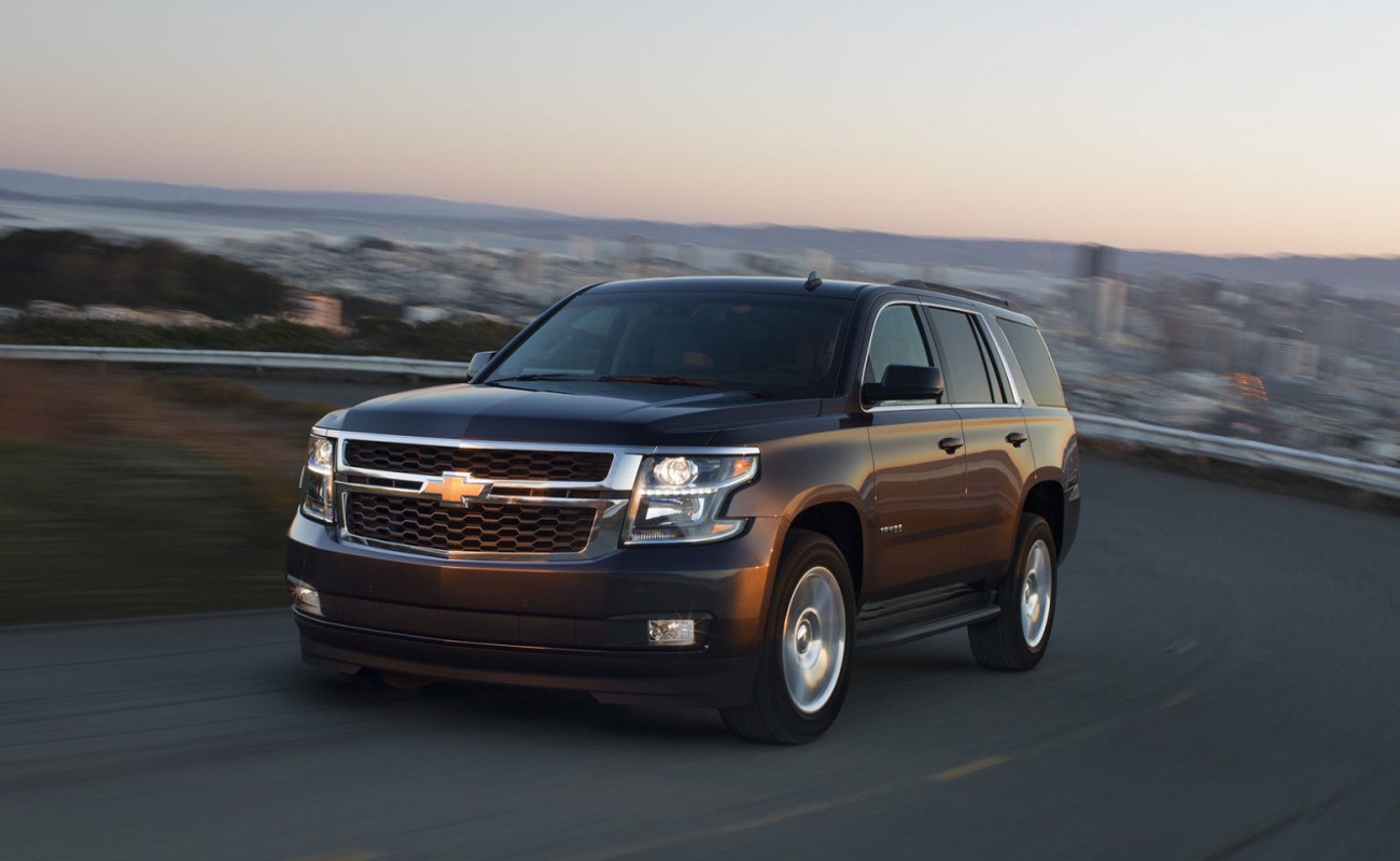 chevy tahoe vs chevy suburban two premium suvs to choose from. Black Bedroom Furniture Sets. Home Design Ideas