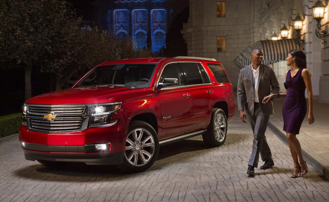Chevy Tahoe vs. Chevy Suburban. Two Premium SUVs to Choose ...