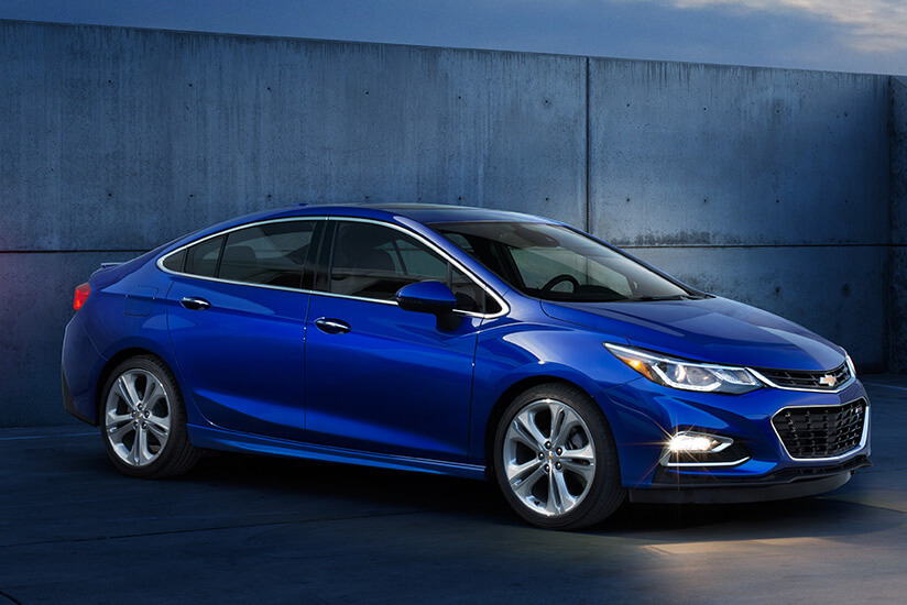 Comparing High Quality Chevy Models Sonic Vs Cruze
