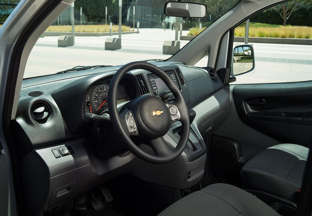 2016 Chevrolet City Express Interior