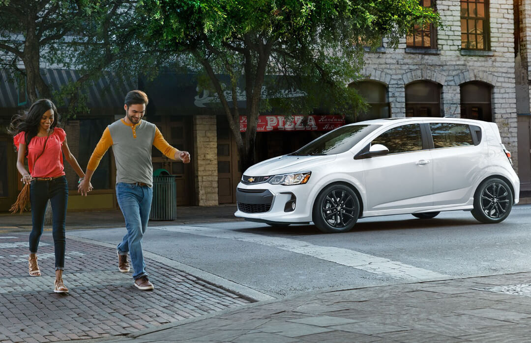 2017 Chevrolet Sonic performance
