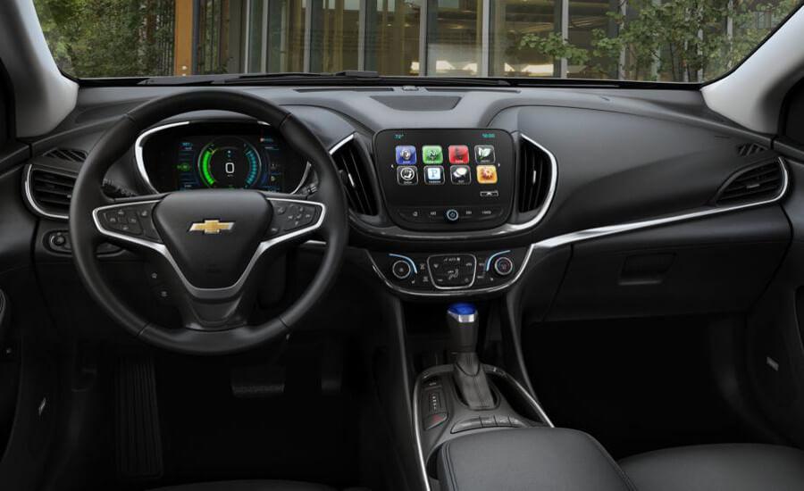 2017 Chevrolet Volt Interior