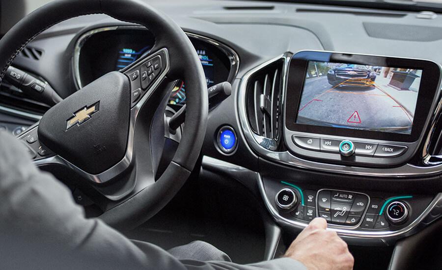 2017 Chevrolet Volt rear view camera
