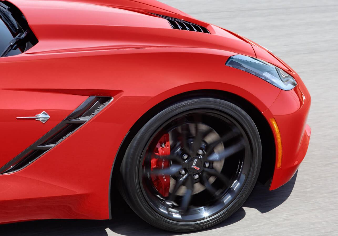 Chevrolet Corvette brake kit