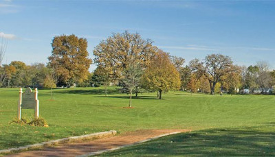 Wing Park Golf Course