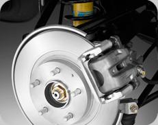Mazda Brake Service