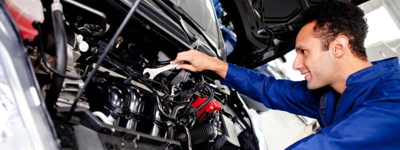 Routine service is key to maintaining the value of your car.