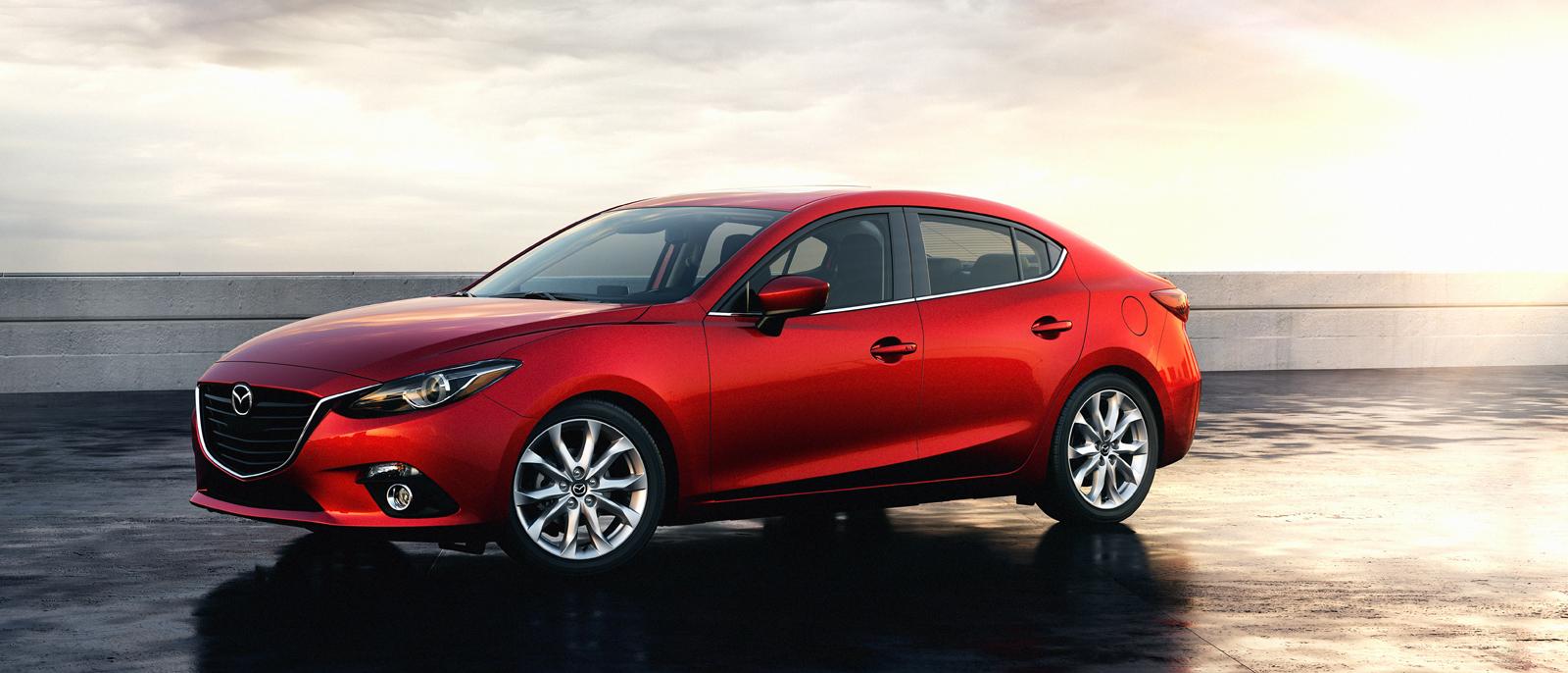 2014 Mazda3 4dr