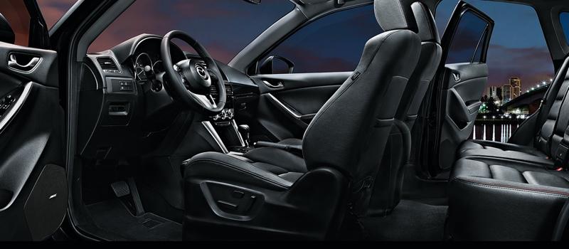 Interior CX-5