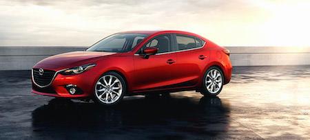 2014 Mazda3i Touring