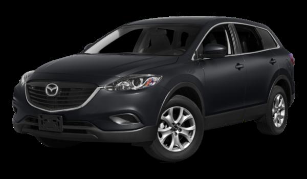2016 Mazda CX-9 dark exterior
