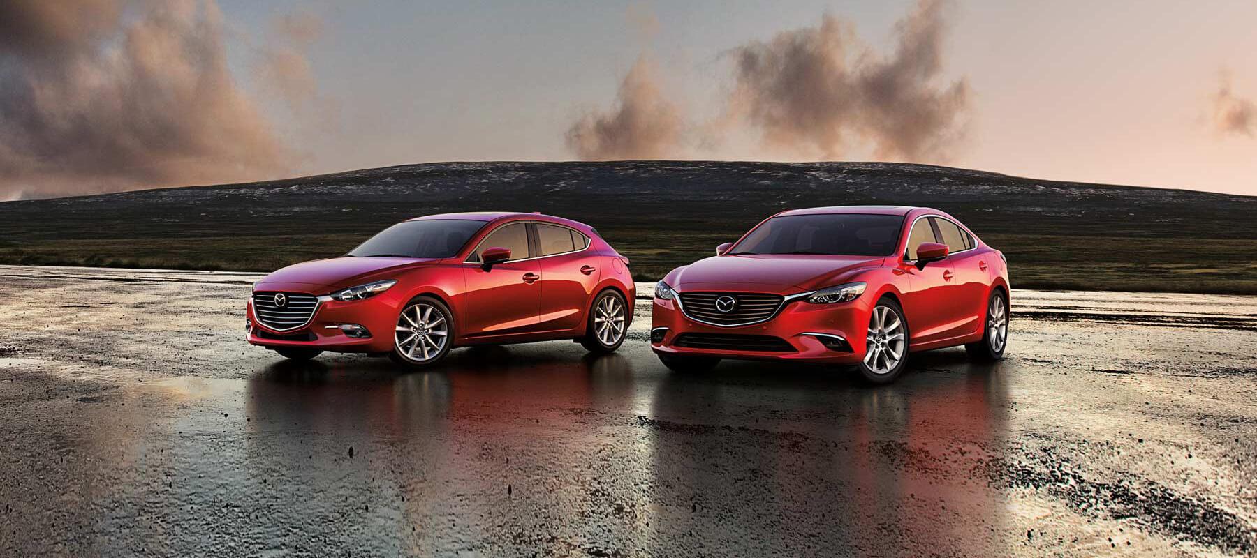 Mazda3 Sedans