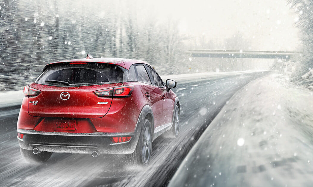 2016 Mazda CX-3 performance